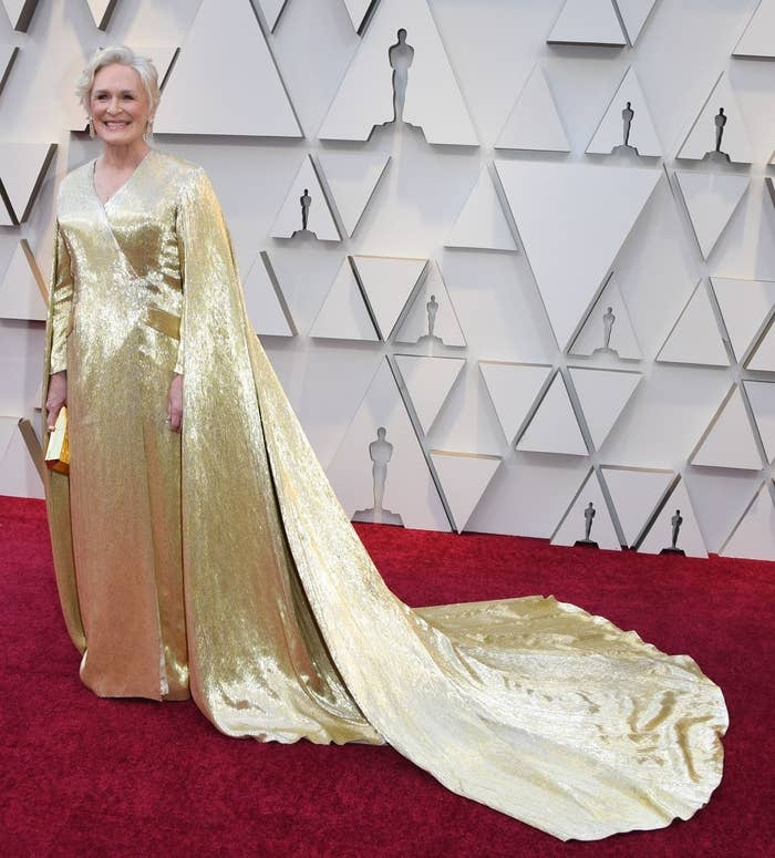 Oscars Red Carpet Fashion: What Celebs Wore To The 2019