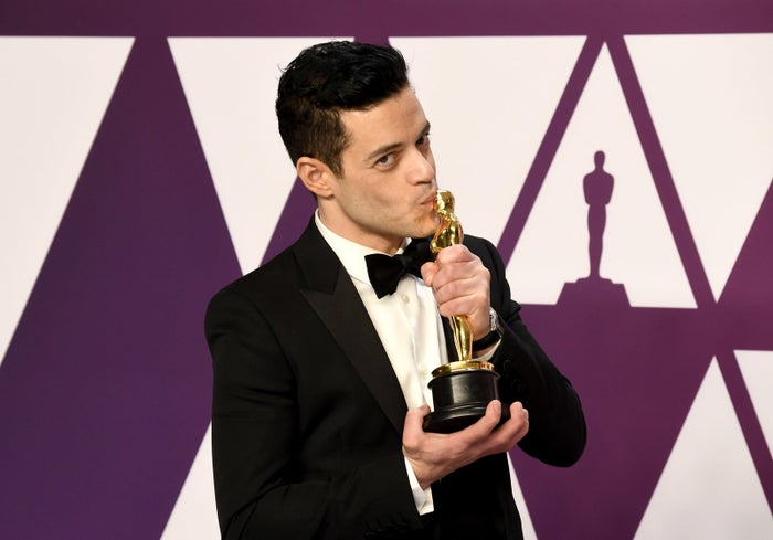 Malek had been a clear favourite going into the Oscars on Sunday night after scooping the BAFTA, Golden Globe, and SAG awards earlier this month.