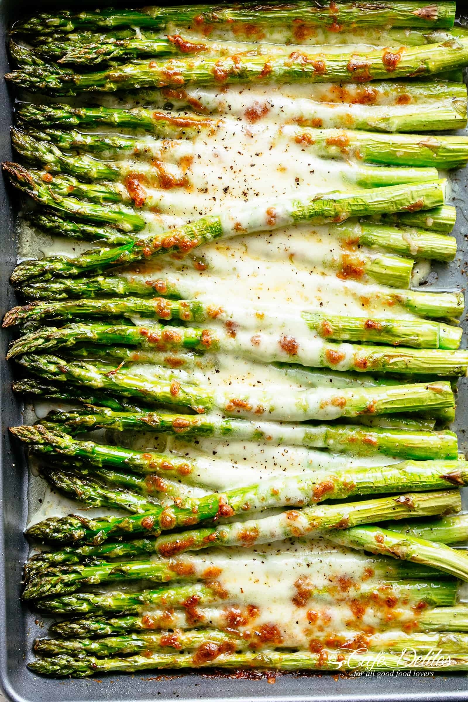 Make use of the first-of-the-season asparagus popping up in markets and make this cheesy asparagus bake that even asparagus haters will love. Get the recipe.