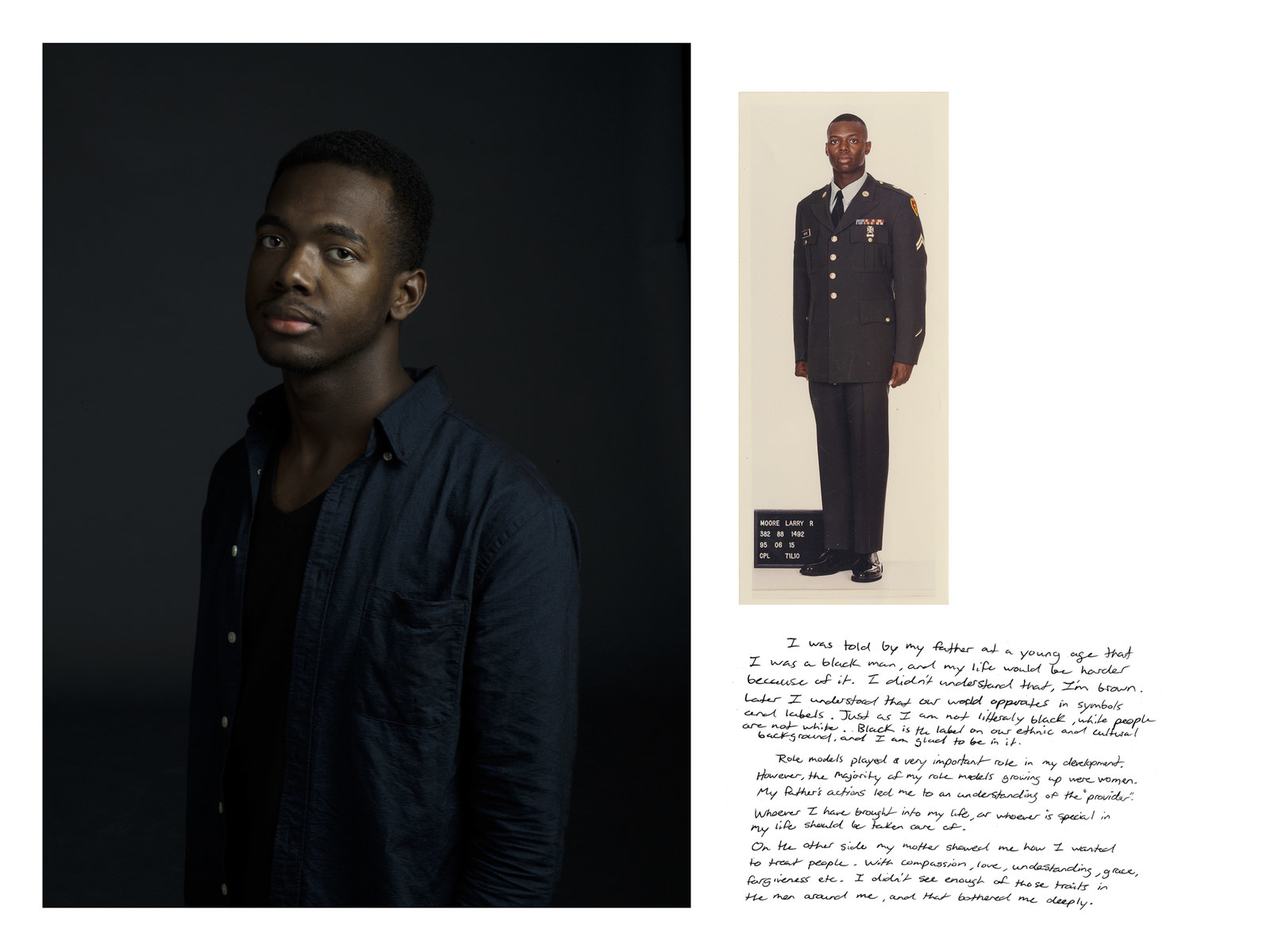 These Pictures Capture What It Means To Be A Black Man In America Today