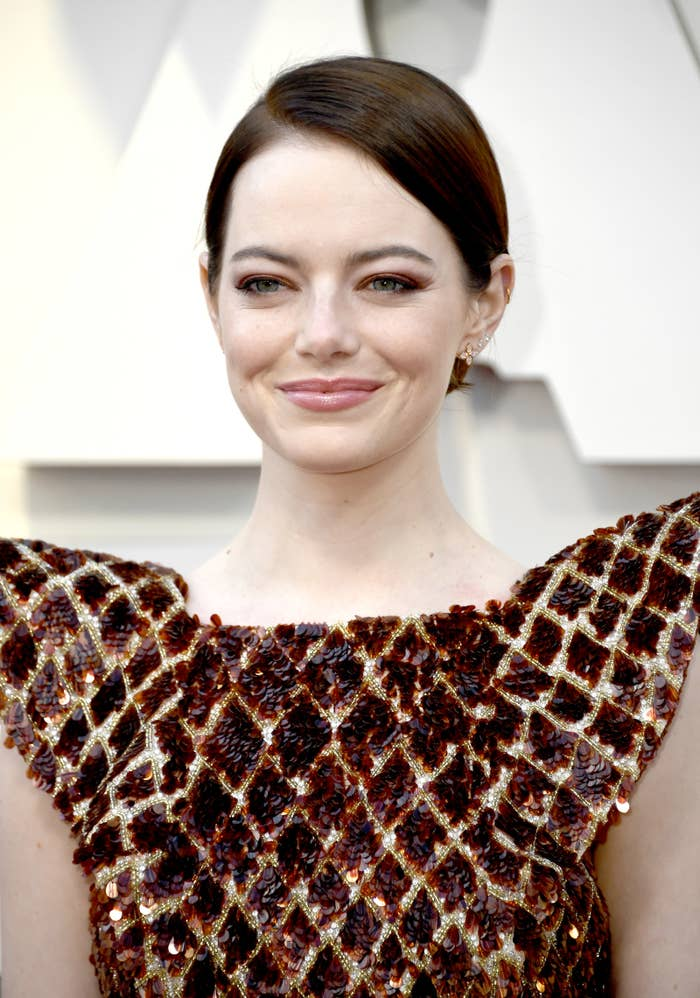 Emma Stone Supported The Hell Out Of Other Women At The Oscars And I'm Obsessed