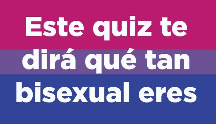 O hetero eres gay test ▷ Cómo