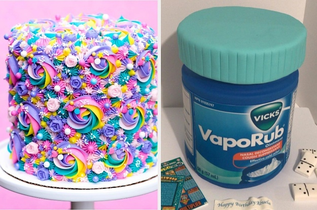 The 21 Coolest Birthday Cakes On Instagram
