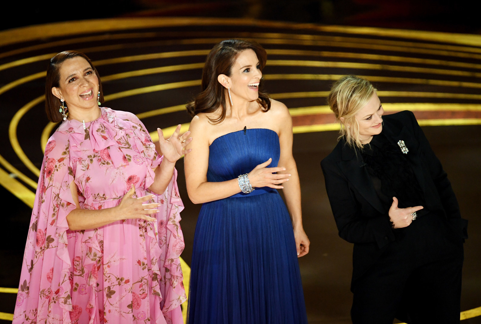 "Host-Free Oscars ""Worked Great,"" Say Oscar Winners"