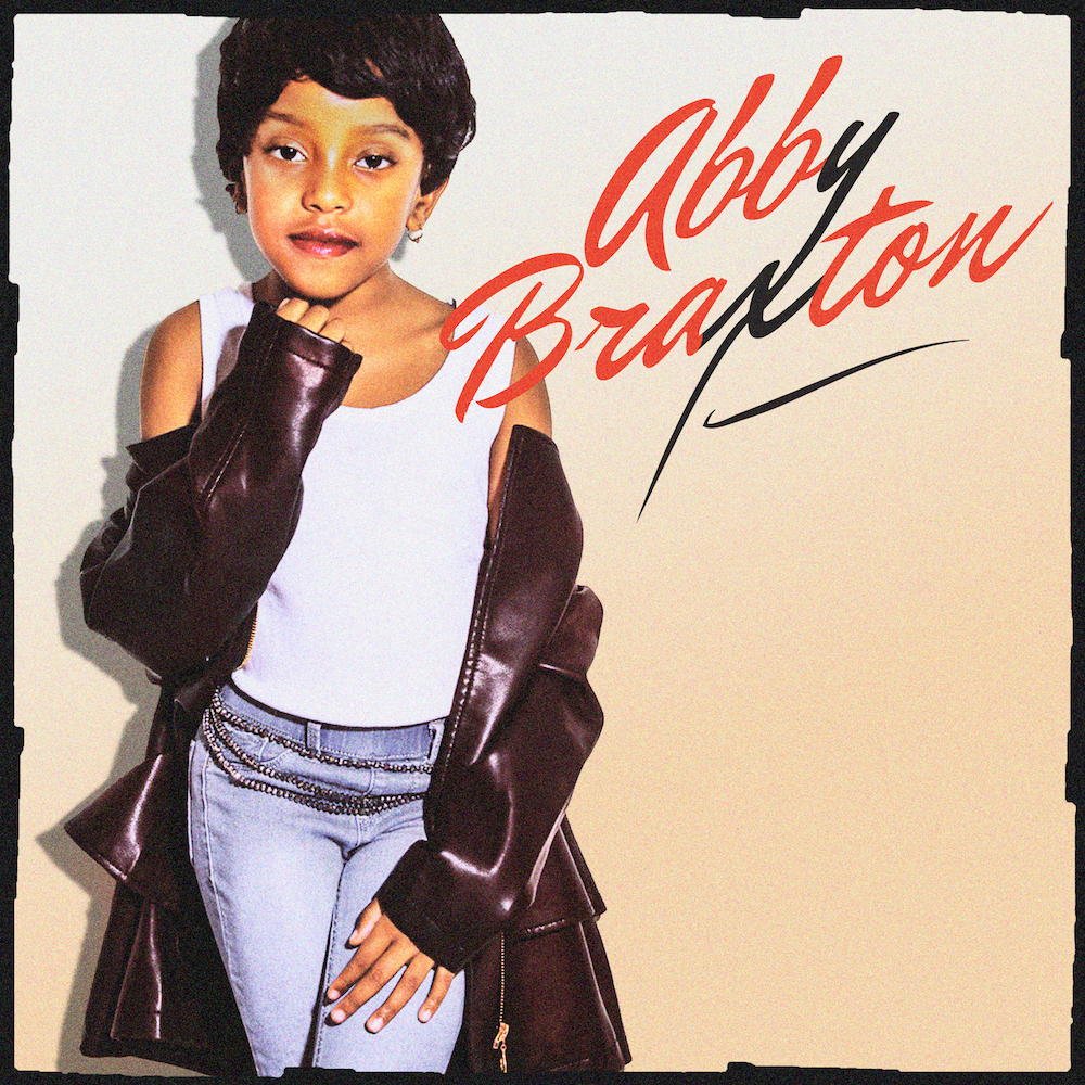 Little Girl Recreates Iconic R&B Album Covers For Black