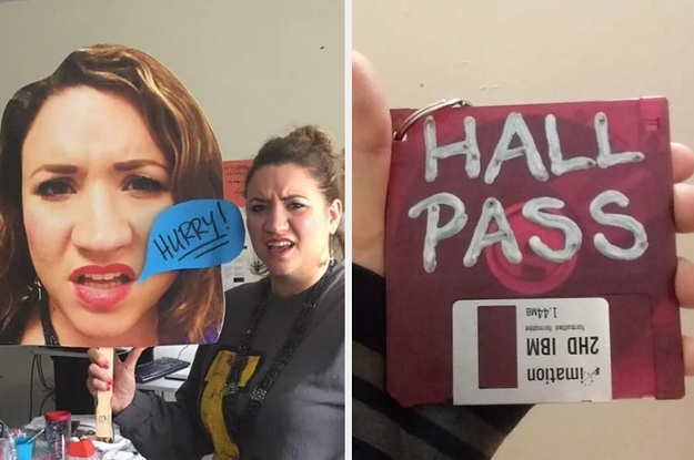 27 Hall Passes That Are Way, Way Funnier Than They Should Be