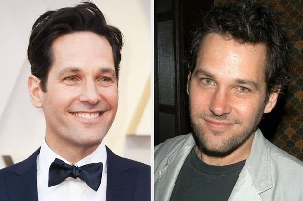 Paul Rudd Never Ages But Can You Spot Which Photos He S Younger In