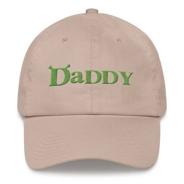 a15c25c3c9f And a dad hat that pays tribute to the prince who forgot to slay the dragon  but slayed your heart instead.