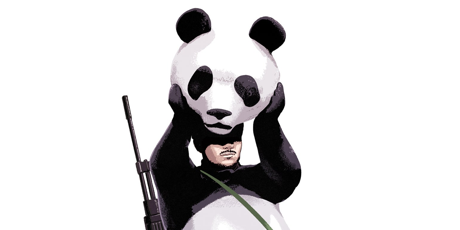 Wwf Funds Guards Who Have Tortured And Killed People