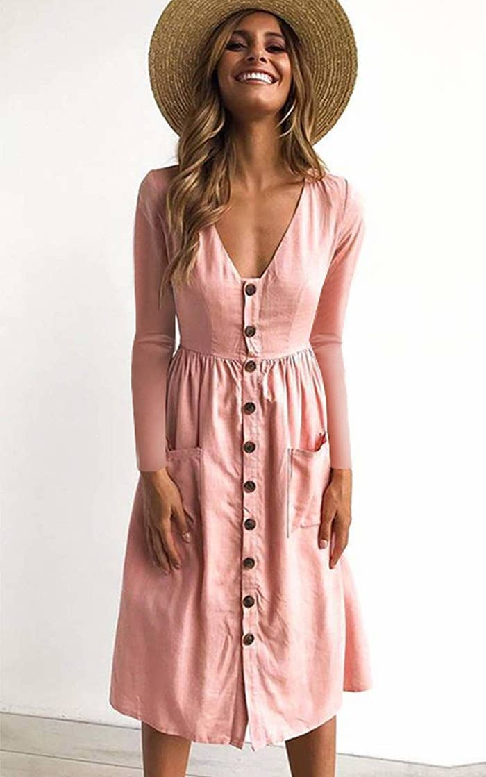 0dc53ab5aa7e 31 Dresses For Anyone Who Was Ready For Spring