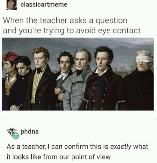 Tumblr Posts About School That'll Make You Laugh