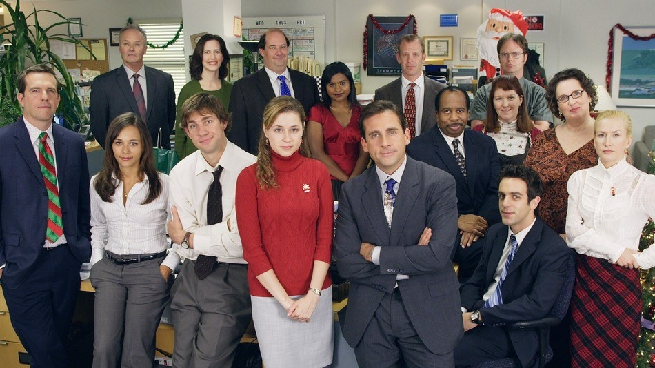 So, I think it's safe to say that the cast of  The Office  is one of the best ensembles around.