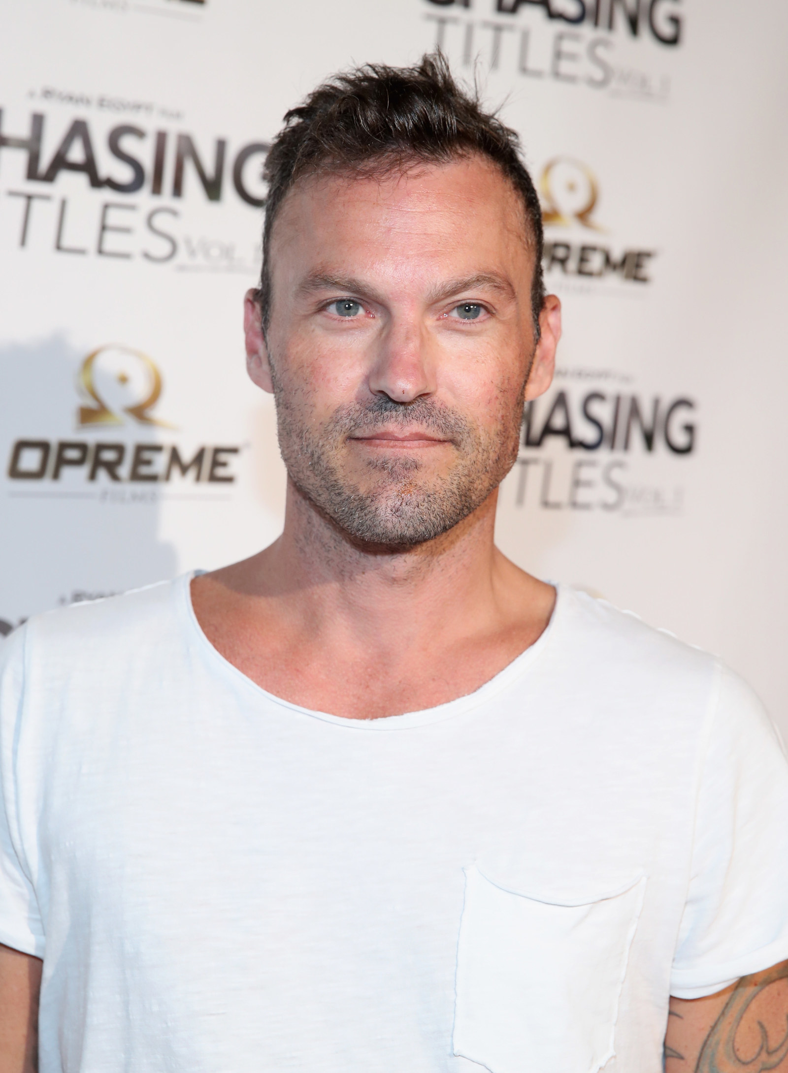 Brian Austin Green as David Silver - Then: 90210 's biggest glow-up. Now:  He's continuing his work on the  Cross  franchise in  Cross 3  as Callan.