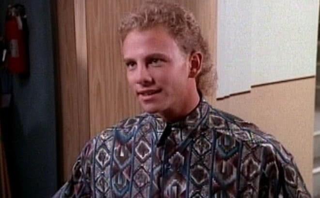 Ian Ziering as Steve Sanders - Then : Steve Sanders Now : Steve Sharknado — seriously, he starred in five  Sharknado  movies!