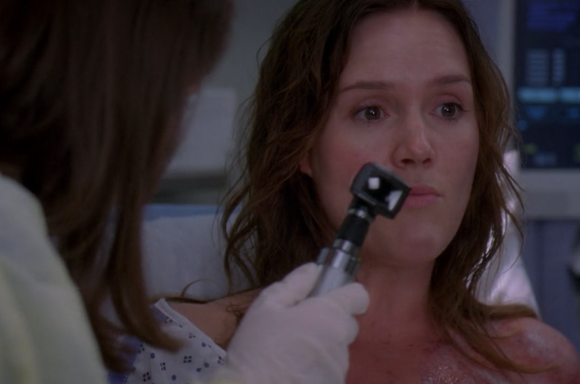 Talk about attention to detail! Cathy died in the midst of the Seattle Grace/Mercy West merger — residents and attendings weren't getting along and, in turn, weren't giving the best patient care. But, the brunt of the blame fell on April Kepner – for not checking her airways – which resulted in Kepner being let go from the program. Like, her death could have been prevented if they all just got along, GODDAMNIT!Appeared in: Season 6, Episode 6