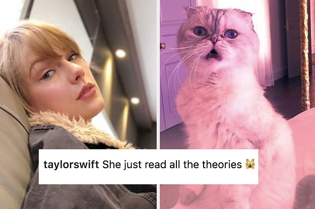 Taylor Swift Responded To The Rumors That She Has A Secret Album On