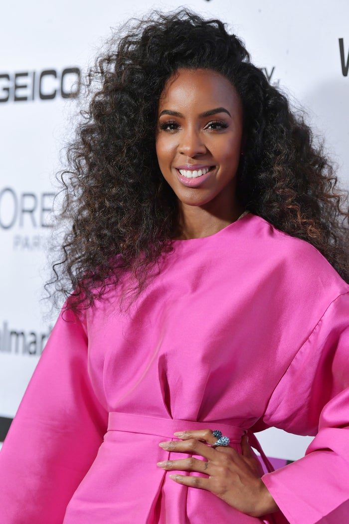 Kelly Rowland Went On The Real And Was Asked An Important Question By Cohost Jeannie Mai