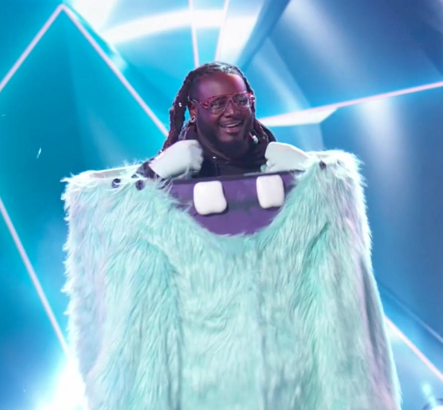 T-Pain was Monster!