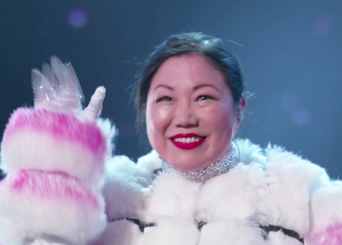 """Margaret Cho was Poodle - Biggest clue revealed:  When she revealed her ties to San Francisco and the LGBT community, and when she said """"I'm here for your honor."""""""
