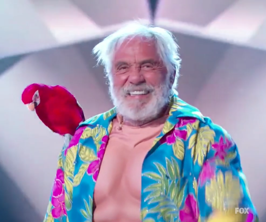 Tommy Chong was Pineapple - Biggest clue revealed:  All of the weed references, of course!