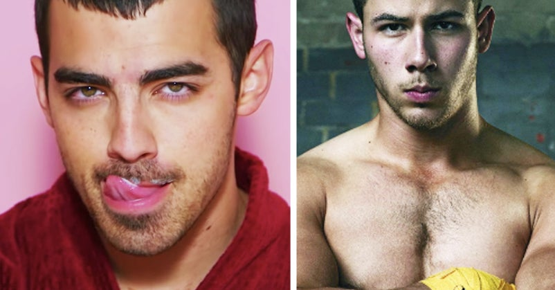 Which Two Jonas Brothers Would You Have A Threesome With?