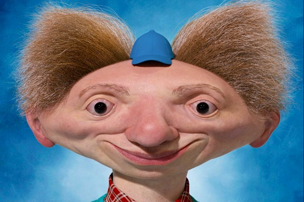 The Quot Hey Arnold Quot Characters As Real Life Humans Is The Most Hilariously Horrifying Thing You Ll