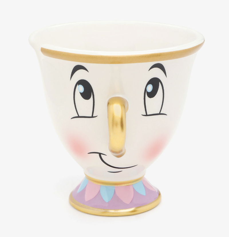 OK so this ceramic cup is actually for display only, but I own it and can promise you it's the cutest thing you'll ever spend your hard-earned dollars on.Get it from BoxLunch for $15.90.