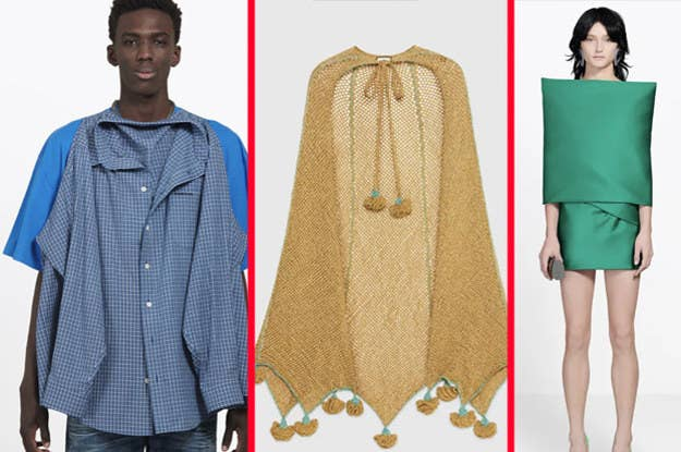Which High-Fashion Brand Are You?