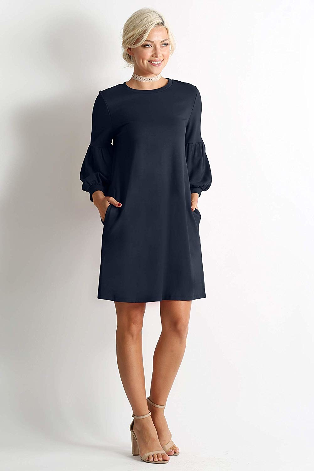 a92226b955d 28 VERY Cute Office-Appropriate Dresses To Wear On Your Next Date Night