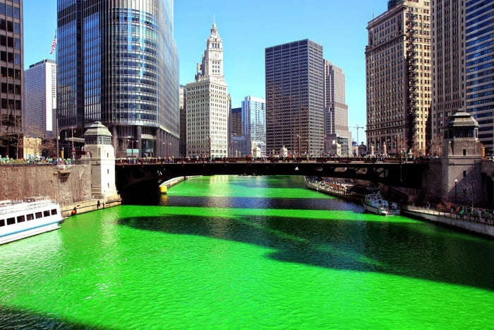 Want to see Chicago commit to their strong Irish influence? Right before the St. Patrick's Day Parade, indulge in watching the Chicago River dyed a breathtaking shade of green for the holiday! Beginning at 9am on March 16th, the River comes to life as viewers watch at the intersection of Michigan Avenue and Wacker Drive! More information HERE.