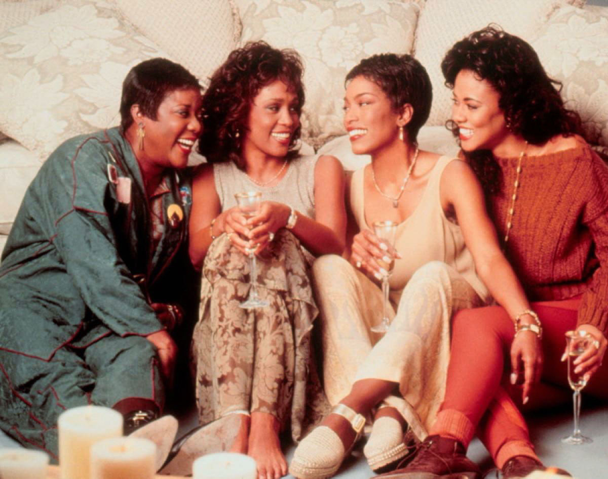 Waiting To Exhale , a moment in Black girl history and sisterhood.