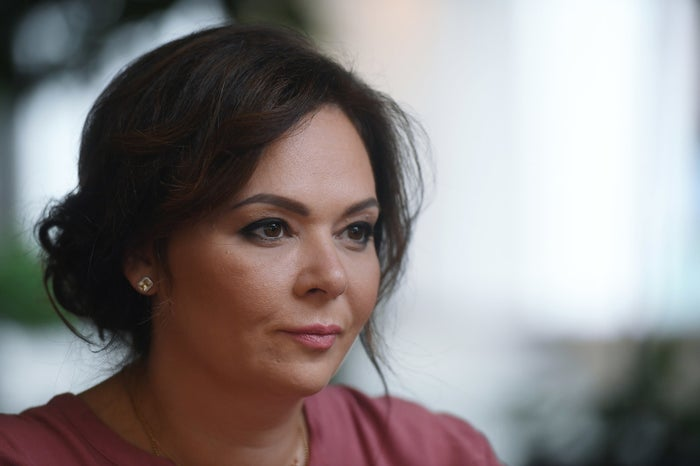 Russian lawyer Natalya Veselnitskaya