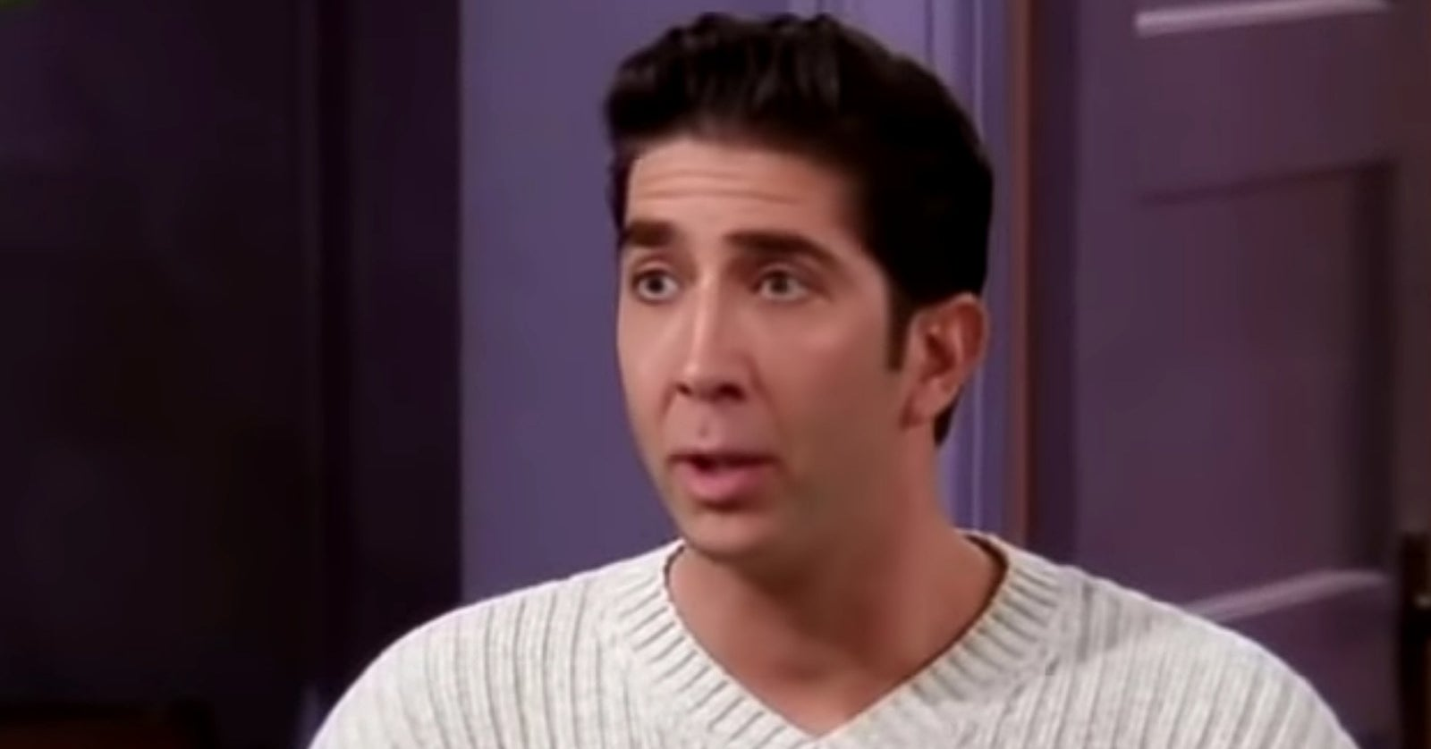 Someone Put Nicolas Cage's Face Onto David Schwimmer's Body And He Looks More Like Ross Than The Actual Ross