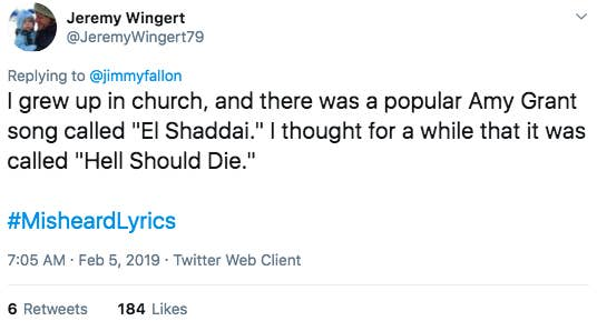 People Are Sharing Song Lyrics They've Misheard And