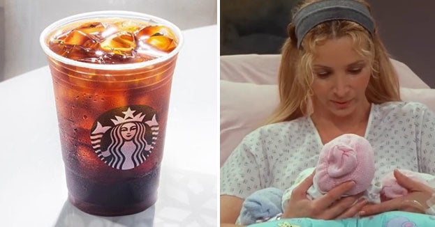 We Know How Many Kids You're Going To Have Based On Your Starbucks Order