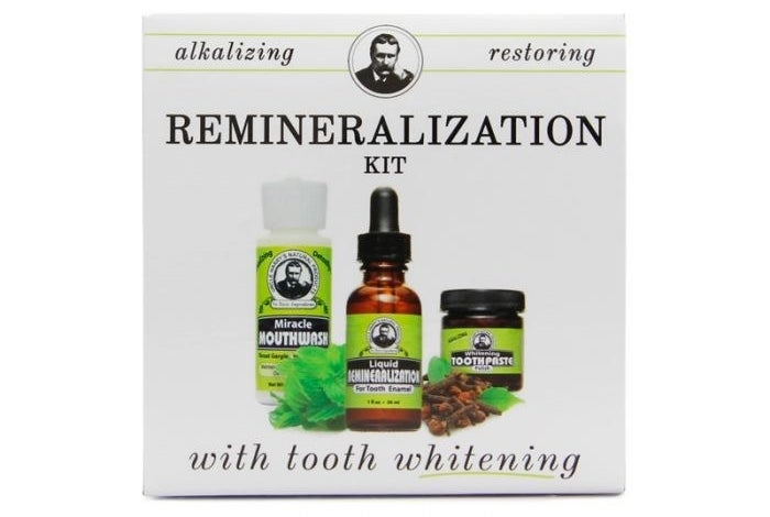 Box for Uncle Harry's Remineralization Kit