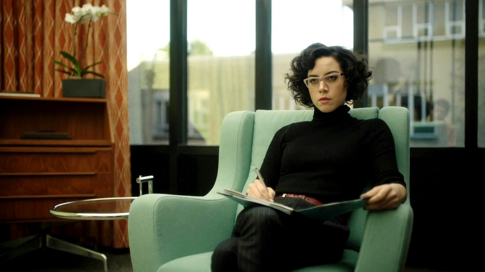 Originally, Lenny in  Legion  was  going to be a middle-aged man  until Aubrey Plaza came in to audition for the show.