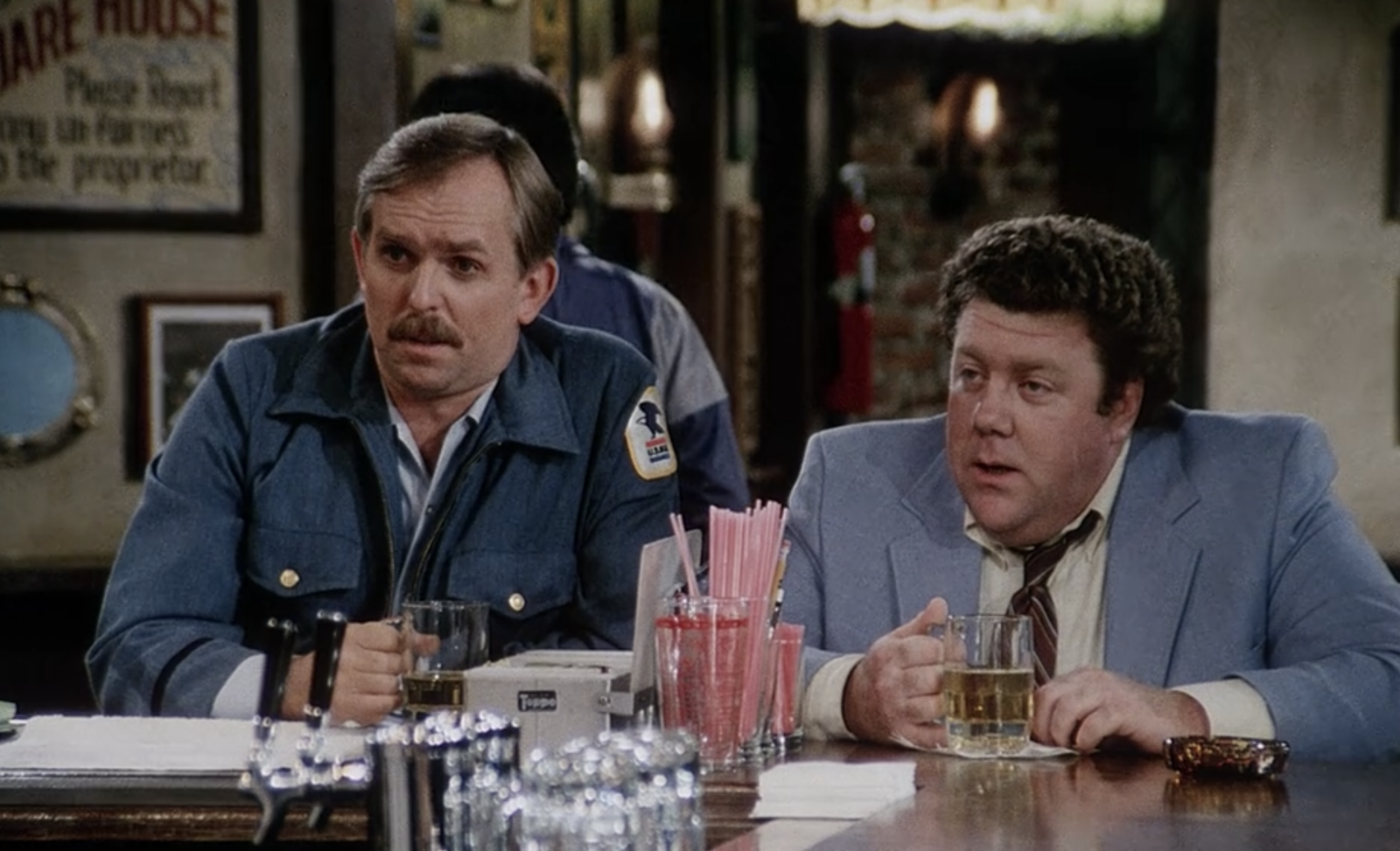 Cliff Clavin  was originally not a character  on  Cheers  — in fact, John Ratzenberger persuaded the creators to write a role for him after he auditioned for Norm.