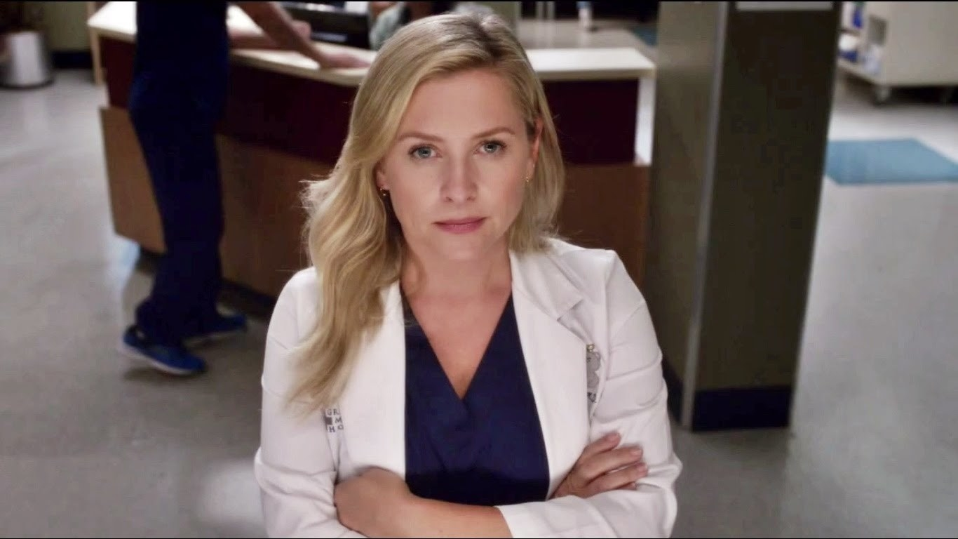 Arizona Robbins was  never meant to be  a character on  Grey's Anatomy . Shonda Rhimes wrote the part for Jessica Capshaw after she auditioned for another role.