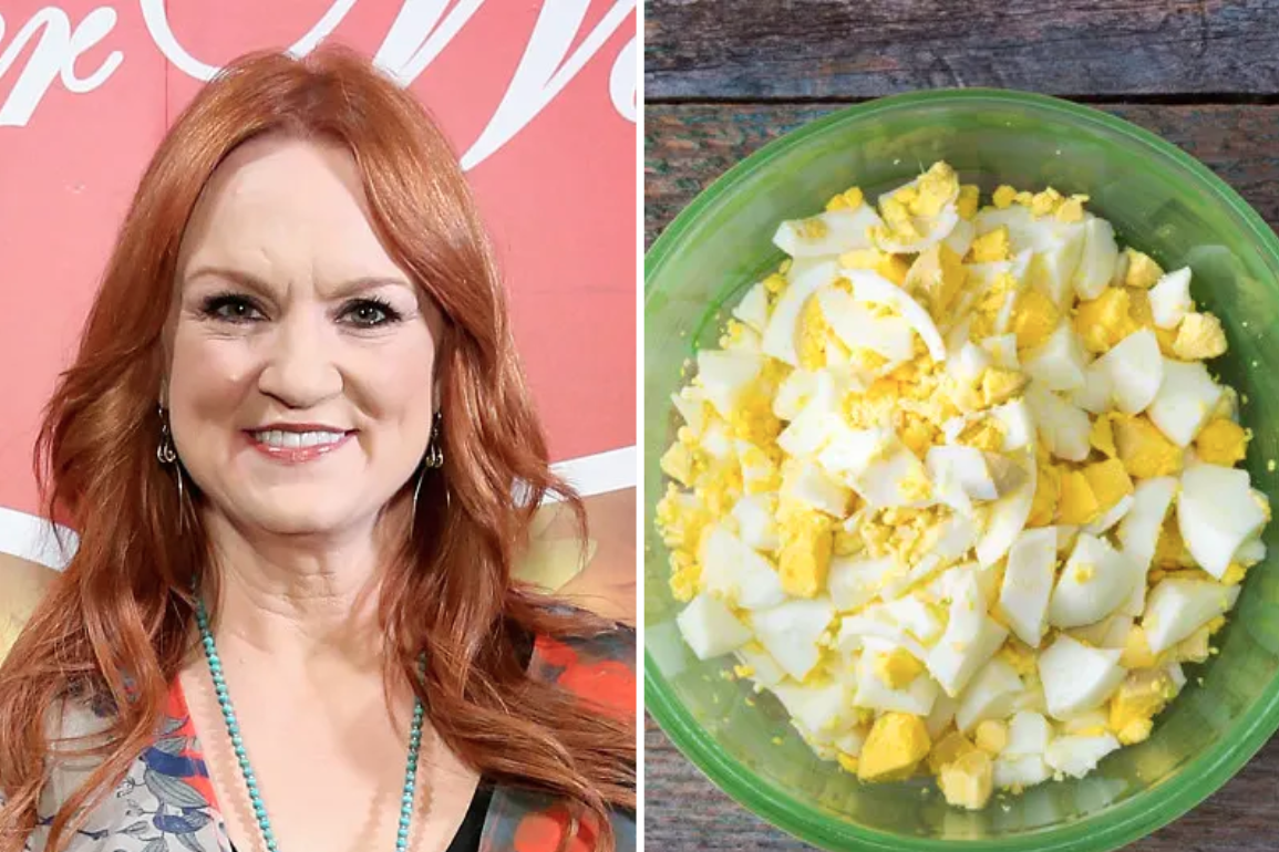 The Pioneer Woman's Trick For Easily Dicing Eggs Is So Smart