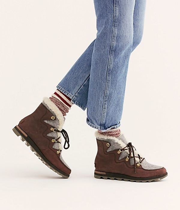 Get them from Free People for $129.95 (available in sizes 6–10).
