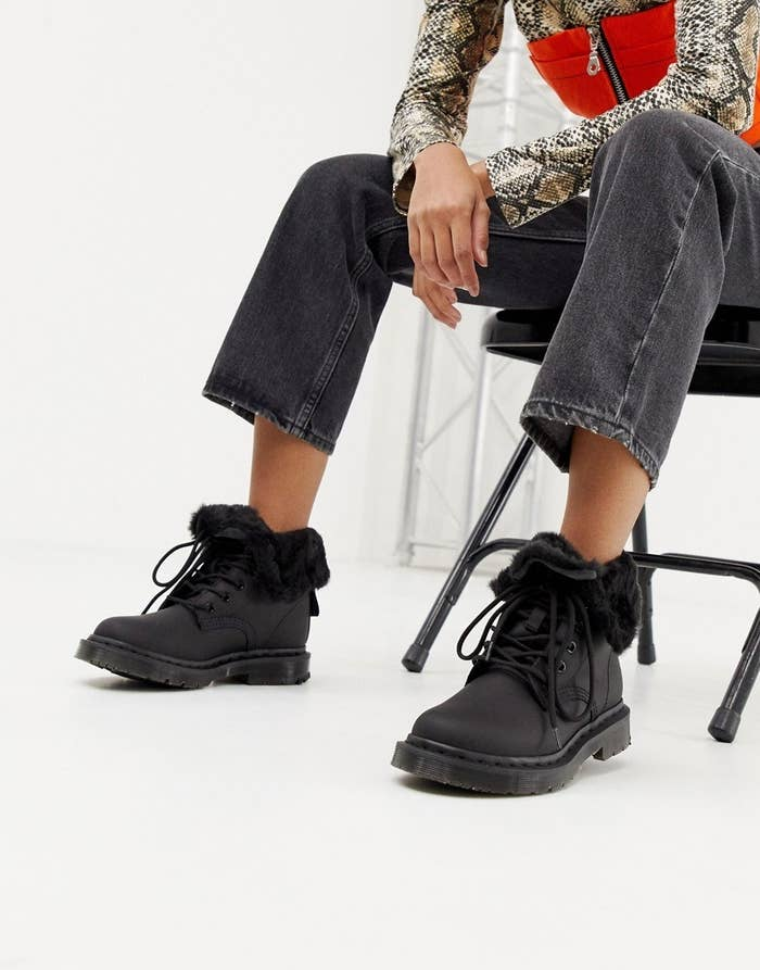 Get them from Amazon for $100.99+ (available in sizes 5–12 and two colors) or Asos for $159 (available in sizes 5–9).