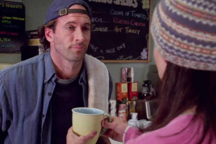 Luke Danes was  originally supposed to be a female character  on  Gilmore Girls , meaning the Luke we know would've never existed.