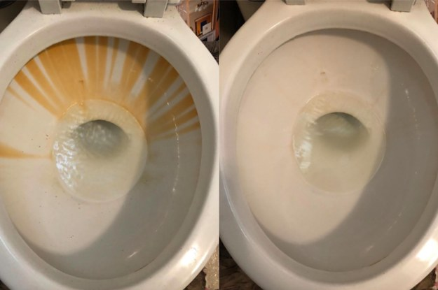 This Toilet Pumice Will Make Your Toilet Look Less Disgusting