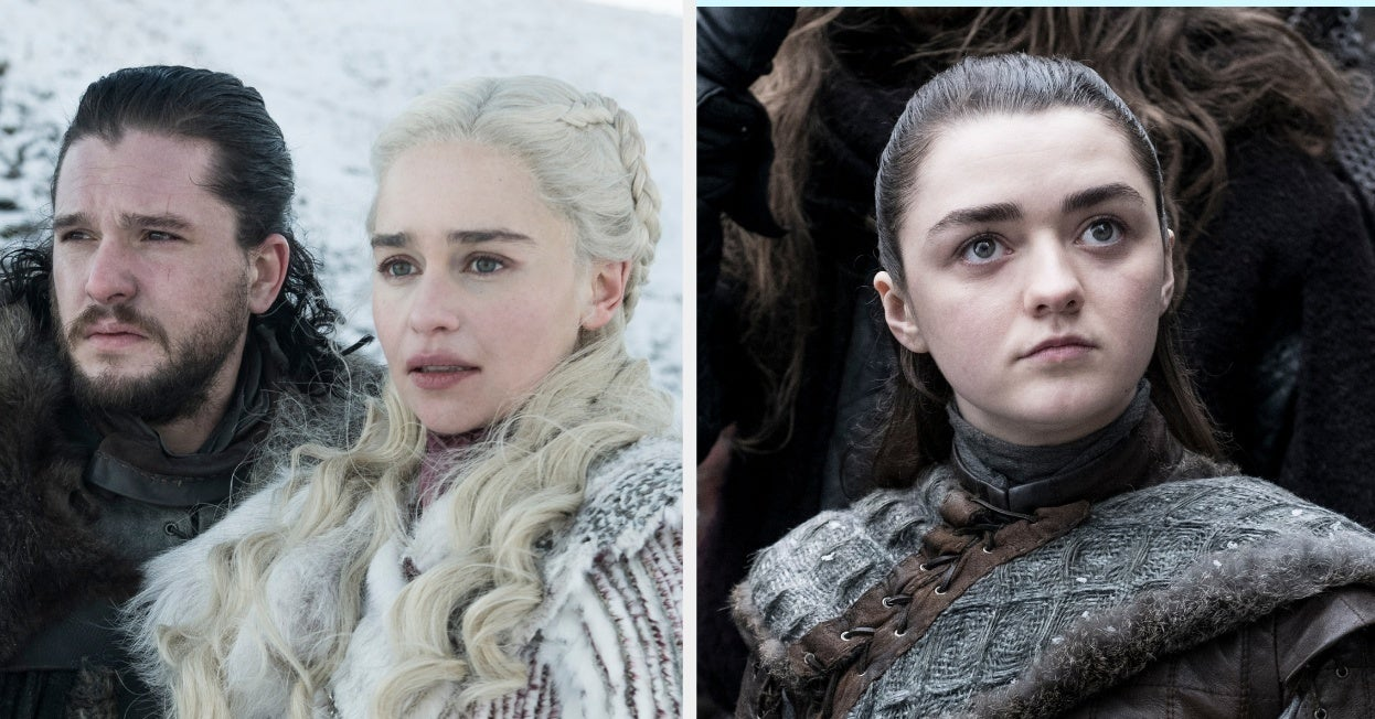 """The """"Games Of Thrones"""" Season 8 Photos Are Finally Here And THEY LOOK GOOD"""