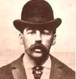 In the 1890s, H. H. Holmes bought a drugstore in Chicago near the World's Fair fairgrounds, revamping the place as well as constructing an on-site hotel. After a few poor business decisions, Holmes was arrested and later confessed to the murders of 27 people.—jasminej45543eebf