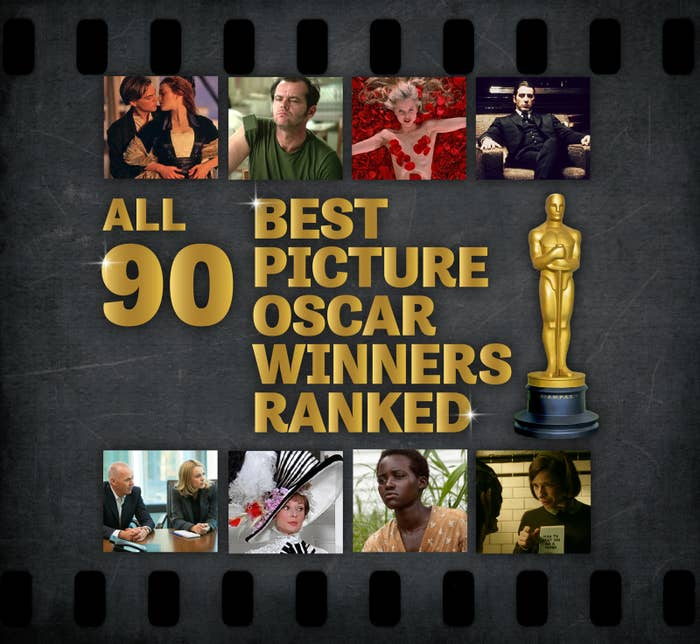 e2cf1a9548 All 90 Best Picture Oscar Winners Ranked