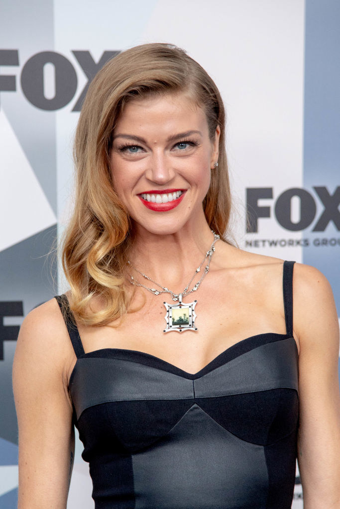 First, before starring as Tyra Collette on  Friday Night Lights , Adrianne Palicki appeared in the pilot as Sam's girlfriend, Jessica. -  Since then, she has made three other appearances as Jessica, most recently in 2009.