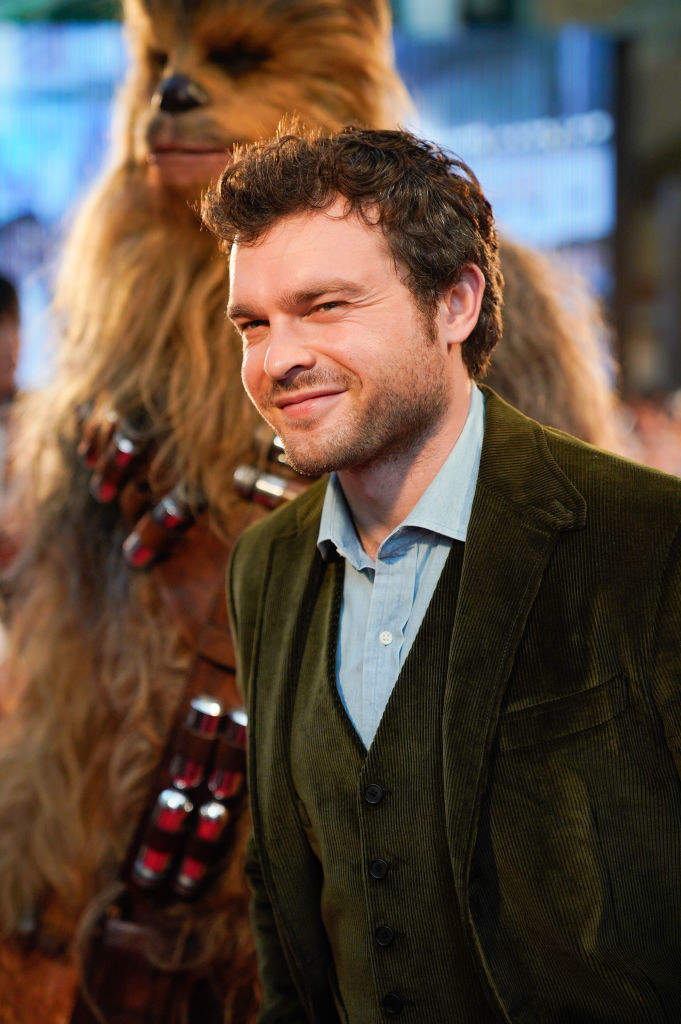 Solo: A Star Wars Story  star Alden Ehrenreich's first acting role was in an episode of  Supernatural . He played Ben Collins, the older brother of one of the Wendigo's victims in Season 1.