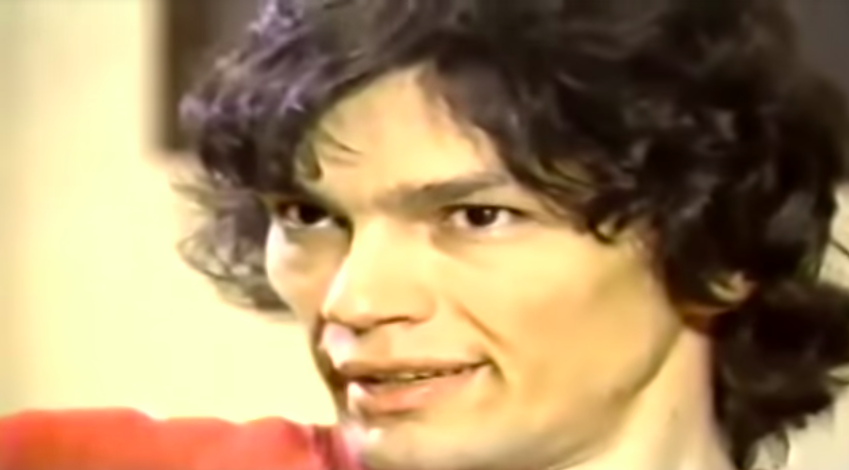 """Infamously dubbed """"The Night Stalker,"""" Richard Ramirez murdered 14 people from April 1984 to August 1985. Prior to being sentenced, Ramirez said in court, """"Lucifer dwells within us all.""""—angelican477830161"""